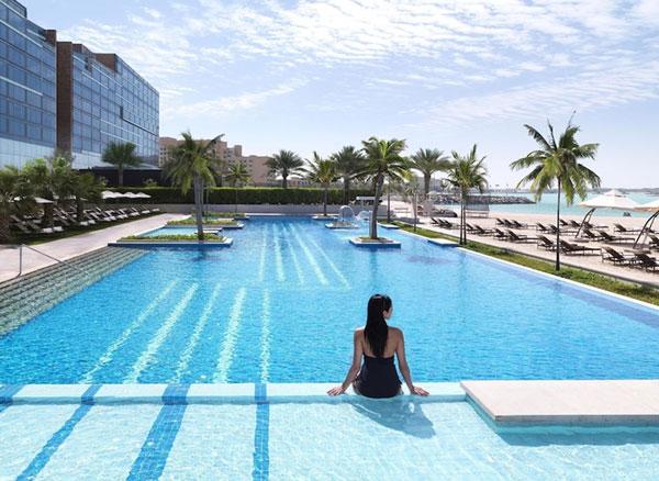 Luksus i Dubai og Abu Dhabi med agent rabatter